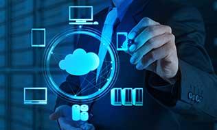 Datensicherung in einer Cloud