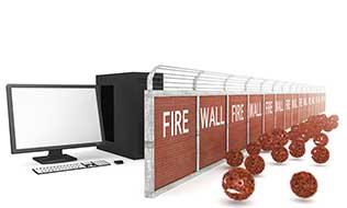 Firewall für Unternehmen