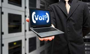 Voice Over IP Telefonanlage