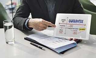 Verlängerung der EDV Garantie