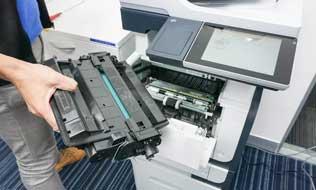 Drucker Reparatur