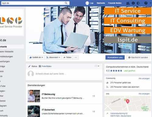Das optimale Facebook Titelbild mit der perfekten Bildgrösse für Ihre Facebook Seite!