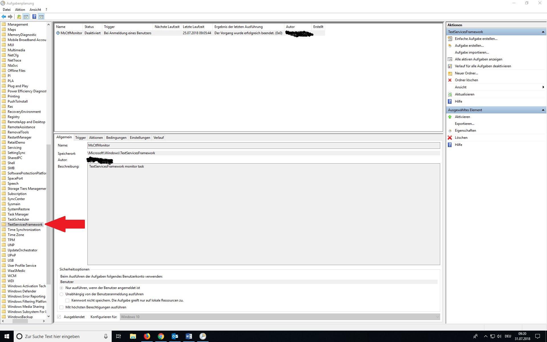 TextServicesFramework